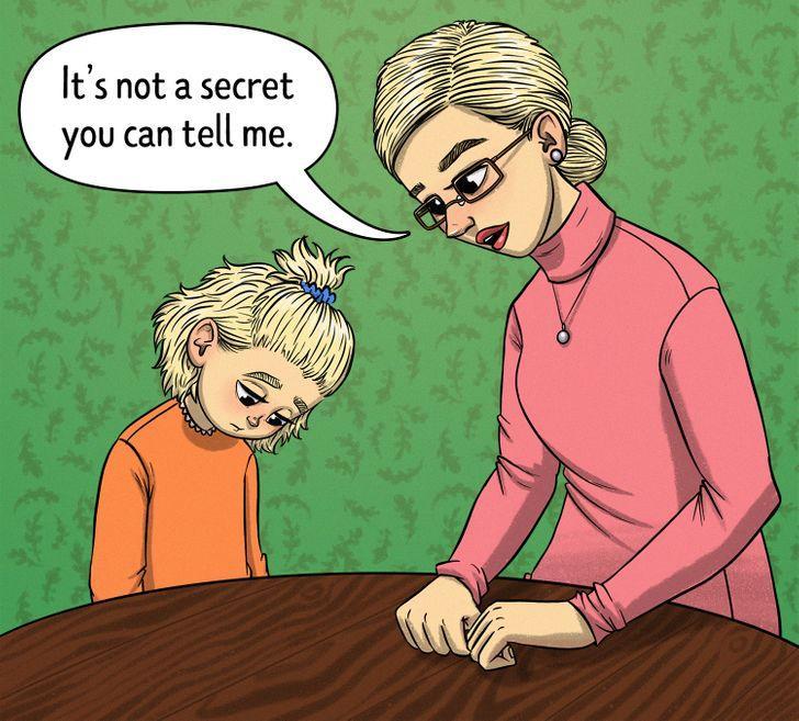 """7 τρόποι για να διδάξετε στα παιδιά το """"ασφαλές"""" και το """"μη ασφαλές"""" άγγιγμα: εξηγήστε του ότι ένα μη ασφαλή άγγιγμα δεν είναι """"μυστικό"""""""