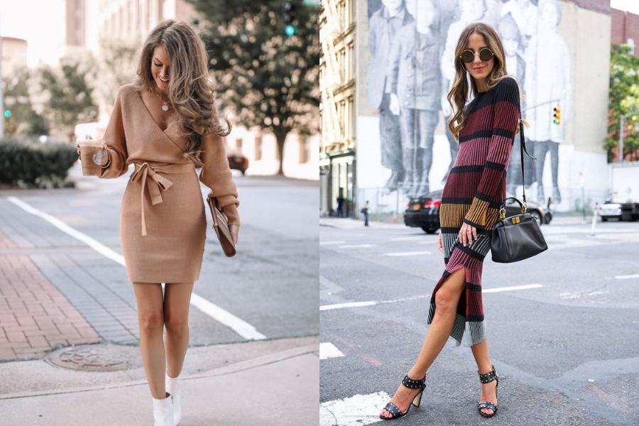 Τα πιο trendy φορέματα για το Φθινόπωρο – Δες 15 chic & casual προτάσεις