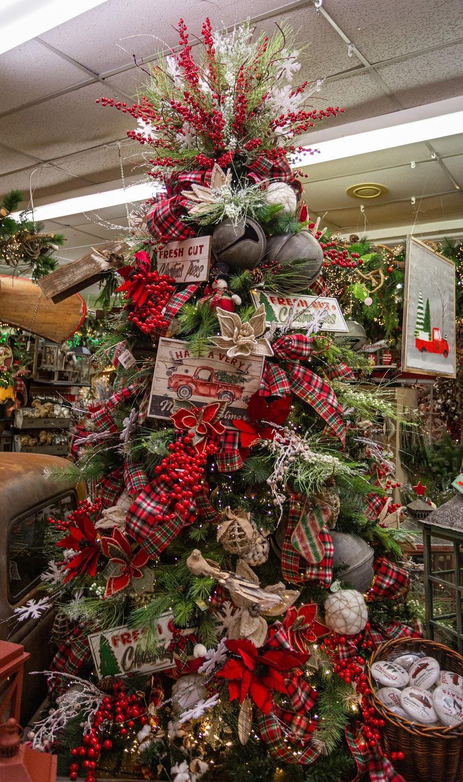 Christmas Decorating Trends 2020: Christmas Decorating Trends 2020: Παραδοσιακός στολισμός χριστουγεννιάτικου δέντρου