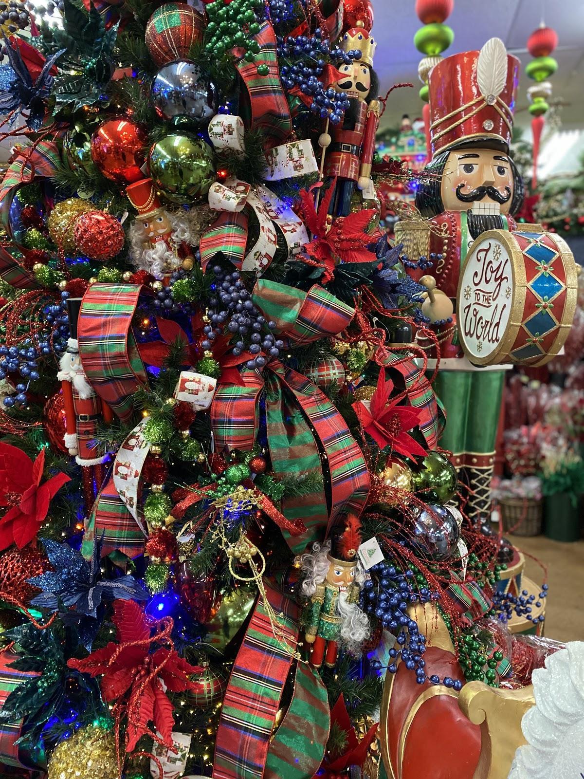 Christmas Decorating Trends 2020: Nutcracker χριστουγεννιάτικος στολισμός στο χριστουγεννιάτικο δέντρο!