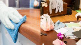 12 τρόποι για να έχετε το σπίτι σας καθαρό όταν δεν έχετε χρόνο