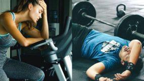 Υπερκόπωση μυών από υπερβολική άσκηση: Πώς μπορούμε να προστατευθούμε;
