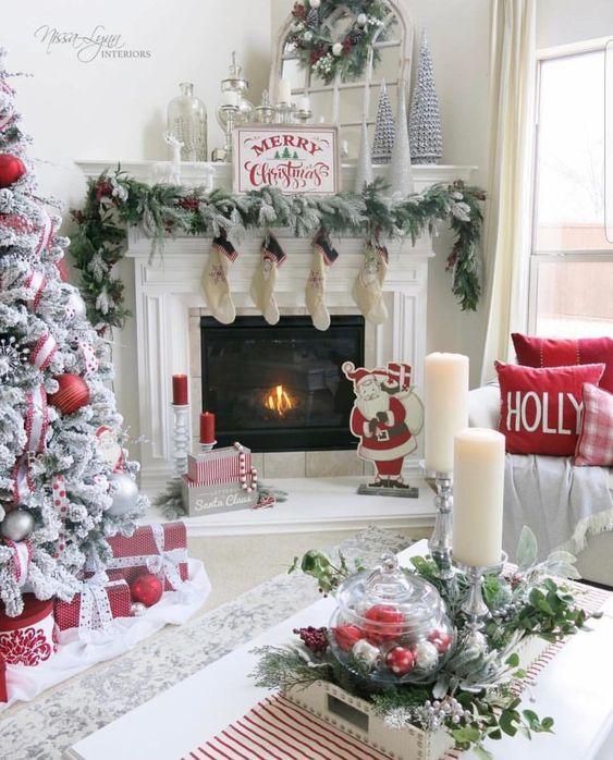 Χριστουγεννιάτικη διακόσμηση: Παραδοσιακός στολισμός!