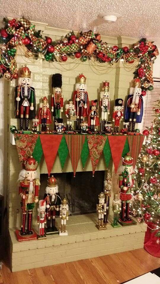 Χριστουγεννιάτικη διακόσμηση : Nutcracker χριστουγεννιάτικος στολισμός!