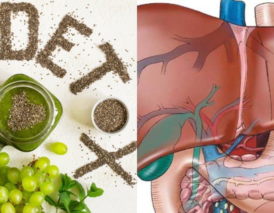 Πιείτε αυτά τα ροφήματα κάθε βράδυ, χάστε λίπος και αποτοξινώστε το συκώτι σας