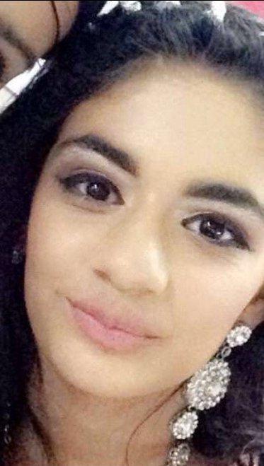 Η Aleema Ali πριν το ατύχημα με το φάρμακο για τις ψείρες