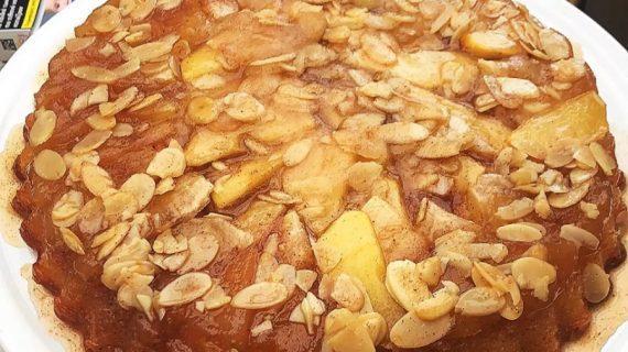 Γευστική μηλόπιτα της Γκόλφως – Η πιο μελωμένη η πιο τρυφερή η πιο αρωματική