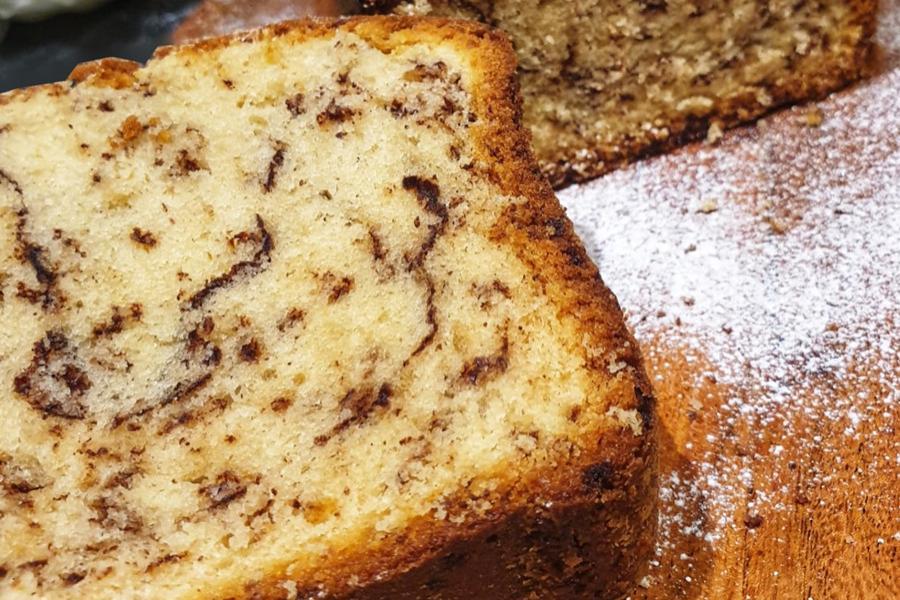 Σούπερ αφράτο κέικ με τρούφα