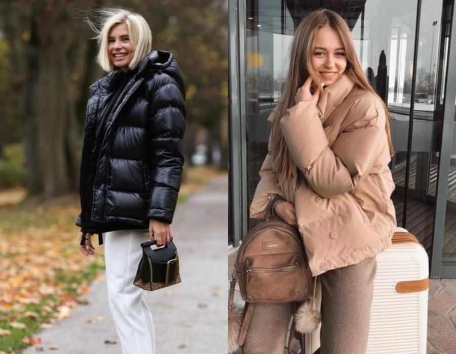 Puffer jackets: Η  τάση στα γυναικεία μπουφάν για τον Χειμώνα του 2020 – 2021
