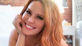 Αγνώριστη η Σίσσυ Χρηστίδου με ξανθό αγορέ μαλλί (εικόνα)