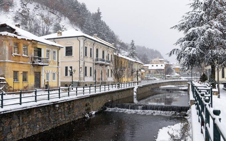 χειμερινός προορισμός: Φλώρινα πληροφορίες