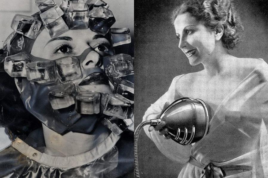 """30 Αδιανόητα πράγματα που οι γυναίκες έκαναν στο παρελθόν για να δείχνουν """"όμορφες"""""""