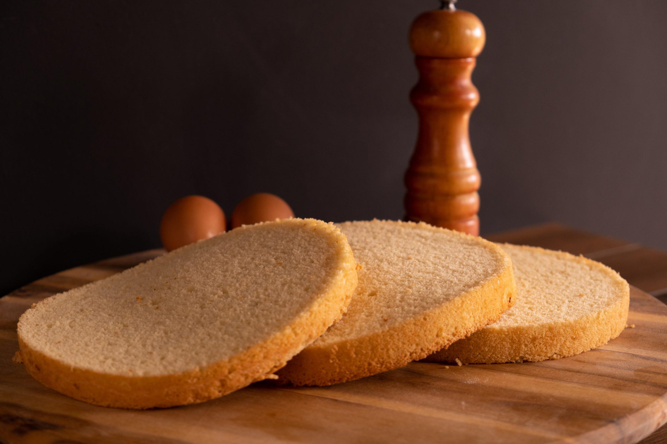 Aφράτο & Πεντανόστιμο Παντεσπάνι Για Τούρτες από το Live Kitchen συνταγή
