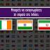 10/10 μόνο διάνοιες: Θα βρεις τη σωστή σημαία 10 χωρών που όλοι στο σχολείο την πατάνε;