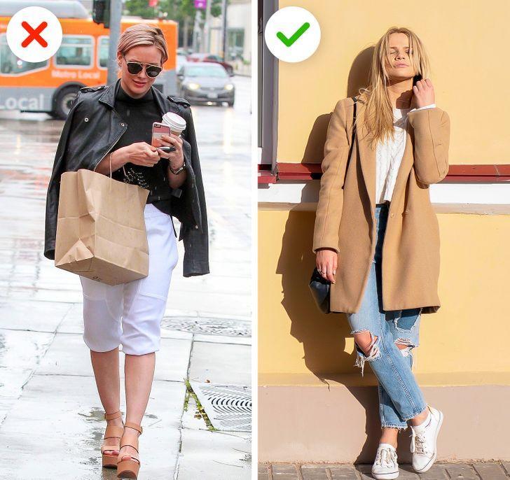 Κακόγουστα ρούχα: Παντελόνι κάπρι