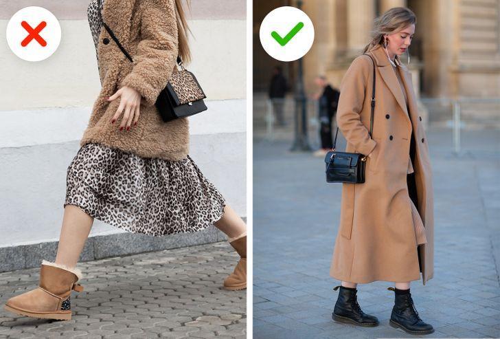 Κακόγουστα ρούχα: Μπότες Uggs