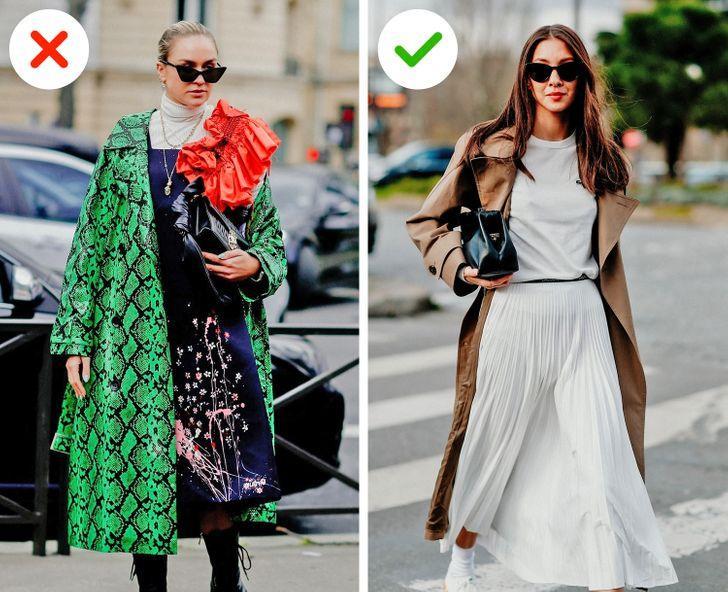 Κακόγουστα ρούχα: Ρούχα με πάρα πολλές στρώσεις