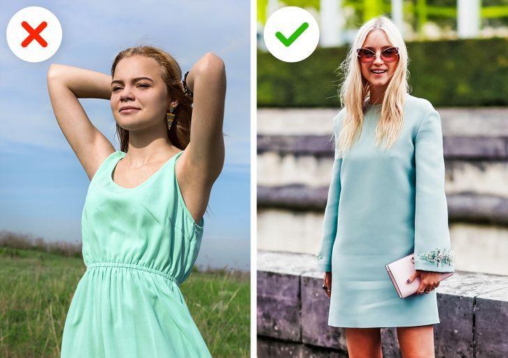 Κακόγουστα ρούχα: Φορέματα με ελαστική μέση