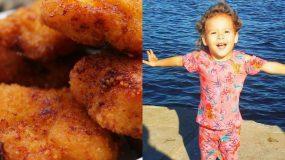 Θρήνος :  4χρονη πνίγηκε με κοτομπουκιές