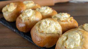Επαγγελματική συνταγή για Φωλίτσες Τυριού – Αφράτες & πεντανόστιμες