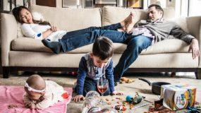 Γιατί οι γονείς δεν πρέπει να χωρίζουν τις ευθύνες 50-50