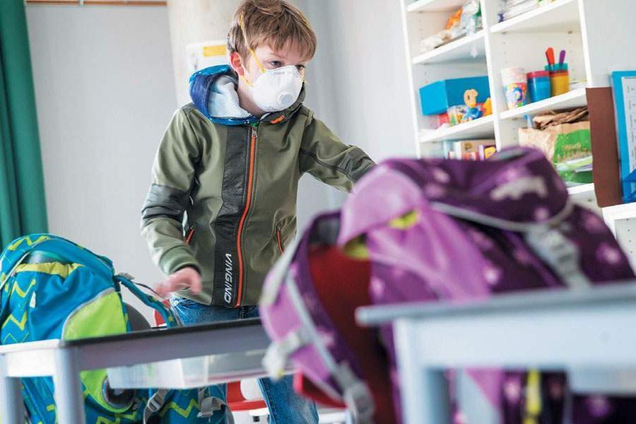 """Κορονοϊός: Είδηση """"βόμβα"""" – Πιθανό κλείσιμο των σχολείων"""