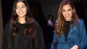 Η Δέσποινα Βανδή σε ντουέτο με την 16χρονη κόρη της και όλοι ενθουσιάστηκαν με τη φωνή της Μελίνας (vid)