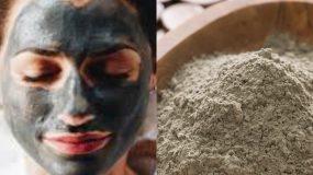 Σπιτική μάσκα αποτοξίνωσης με ενεργό άνθρακα