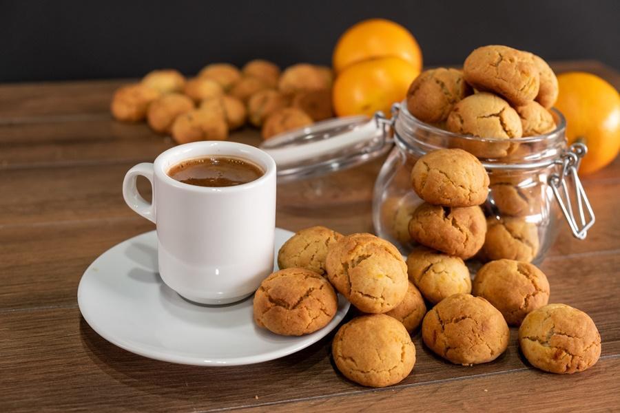 μπισκότα πορτοκαλιού συνταγή