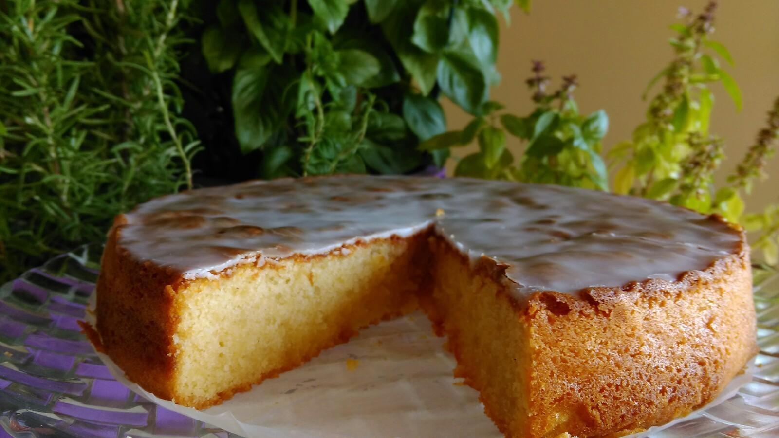 Συνταγή για Σουηδική Τάρτα ή Κέικ του Μαζαρίνου