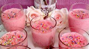 Πεντανόστιμο ρυζόγαλο με κρέμα φράουλα – Ένα εξαιρετικό γλυκό