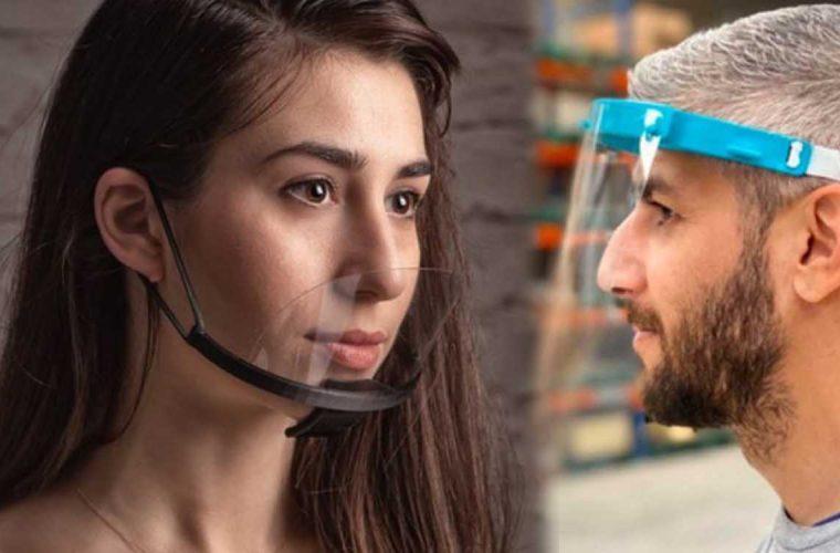 Πρόστιμο σε όσους φορούν ασπίδα προσώπου αντί για μάσκα!