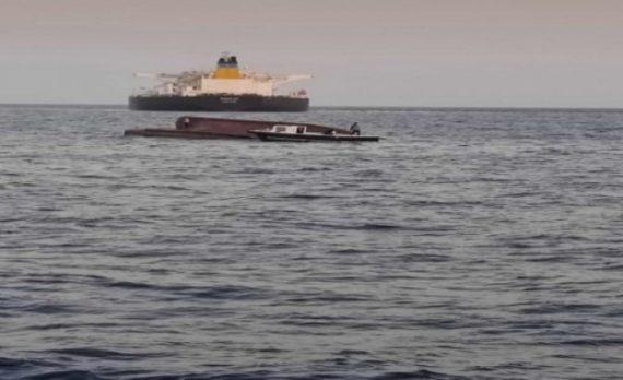 Σύγκρουση Ελληνικού τάνκερ και τουρκικού ψαροκάικου :Ανασύρθηκαν 4 νεκροί