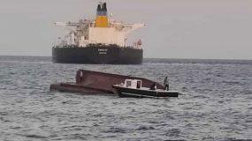 Συγκρούστηκε  ελληνικό τάνκερ με τούρκικο ψαροκάικο – Πέντε αγνοούμενοι