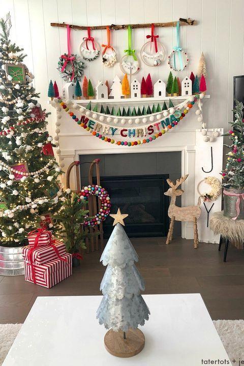 Χριστουγεννιάτικες γιρλάντες 2020 ιδέες: Diy χριστουγεννιάτικες γιρλάντες με ονειροπαγίδες