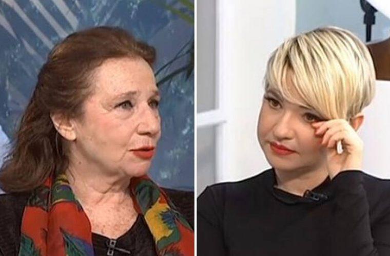 Η Αλεξάνδρα Παντελάκη μιλά για τον άνδρα της και η Νάντια Κοντογεώργη βάζει τα κλάματα