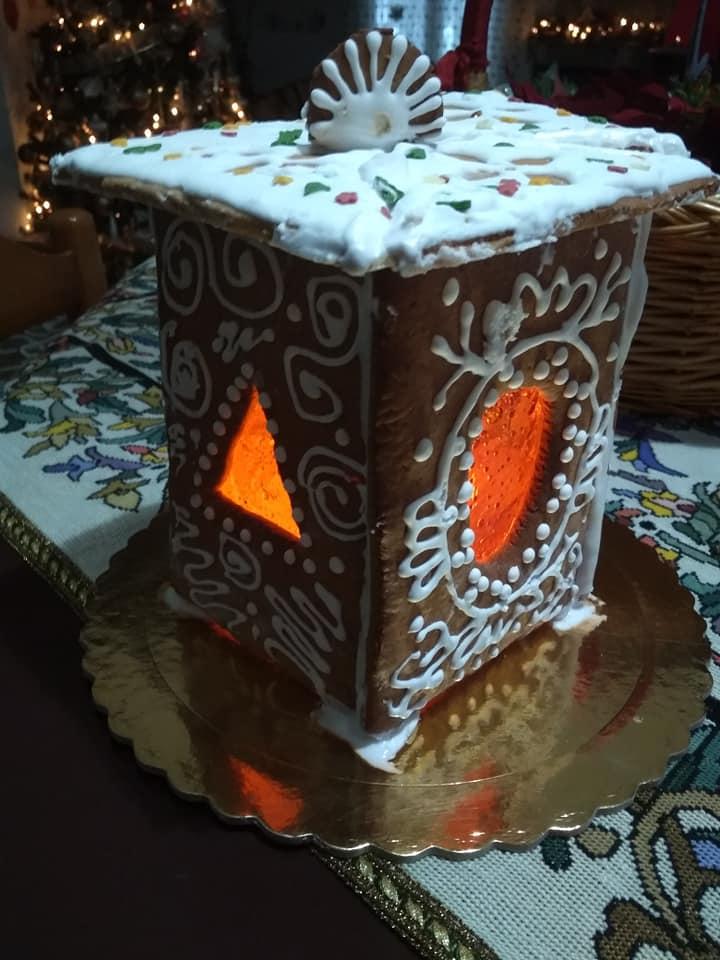 Χριστουγεννιάτικη συνταγή : Φαναράκια από μπισκότο