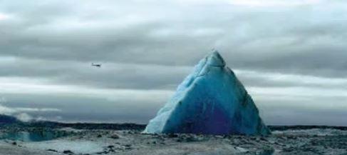 Πυραμίδα στο Τρίγωνο της Αλάσκας