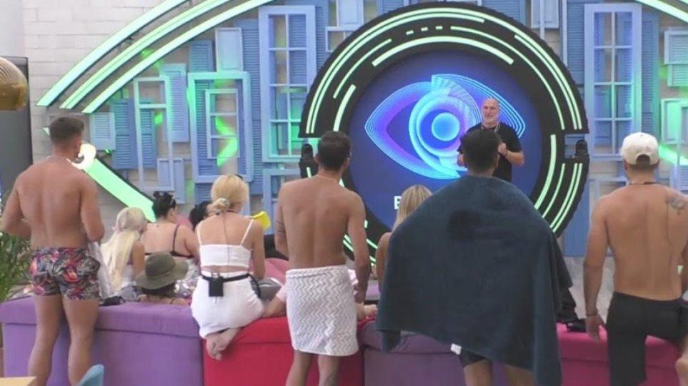 Big Brother spoiler: Αυτός είναι ο παίκτης που θα αποχωρήσει αποψε