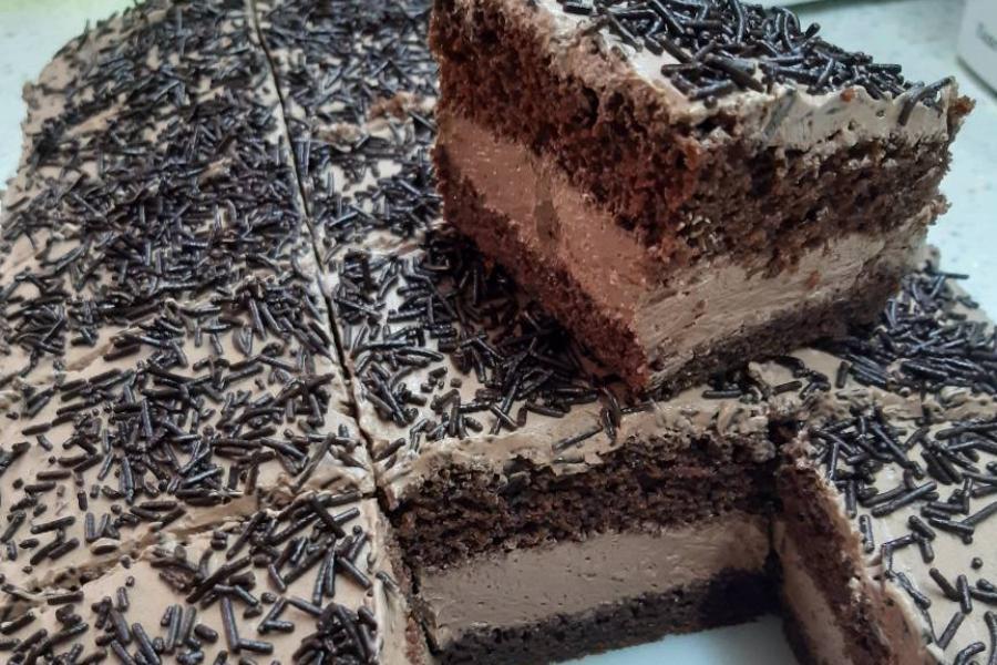 Brigadeiro: Συνταγή για σοκολατένιο γλυκό ταψιού