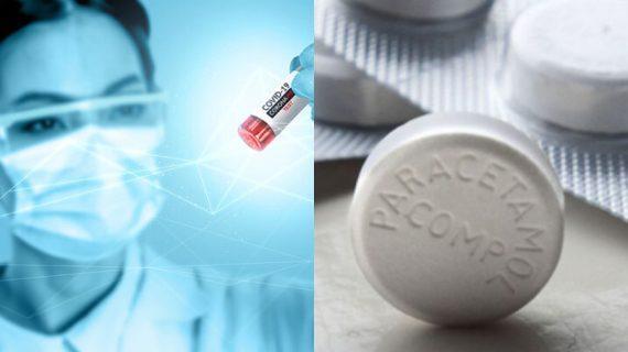 Κορονοϊός: Πρέπει να παίρνουμε παρακεταμόλη ή ιβουπροφαίνη – Έρευνα
