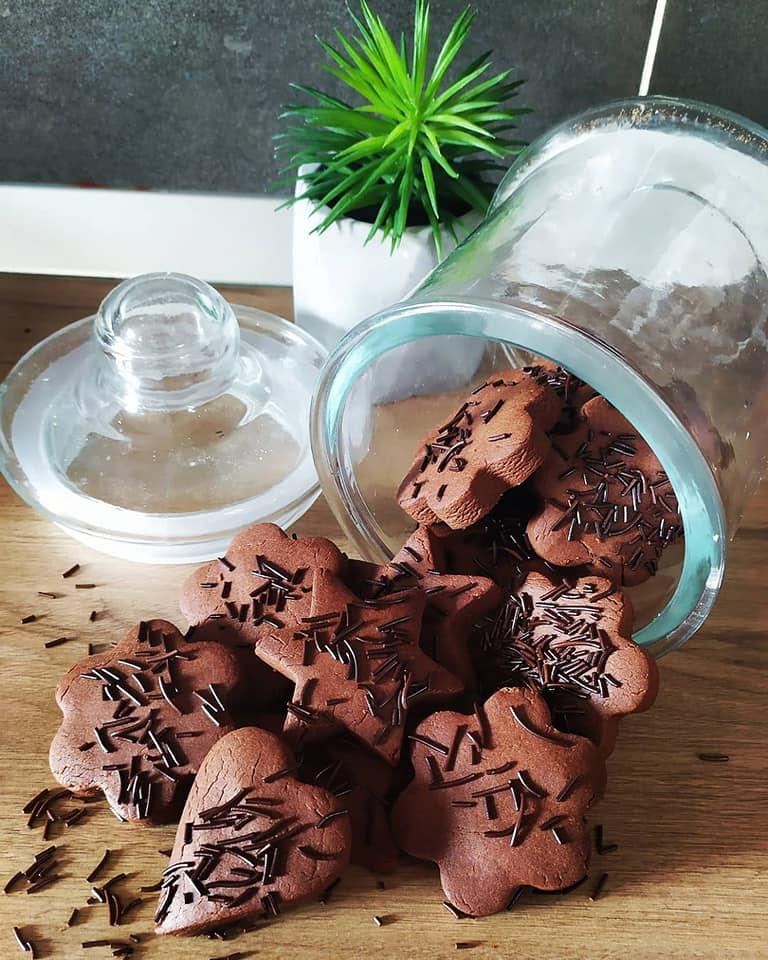Μπισκότα 321 με σοκολάτα συνταγή