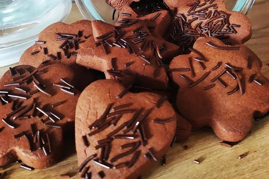 Μπισκότα 3 2 1 με σοκολάτα – Δείτε την συνταγή