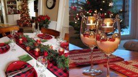 16 ιδέες για diy χριστουγεννιάτικη διακόσμηση στο σπίτι