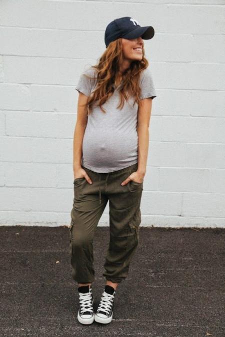 Εγκυμοσύνη: Βρείτε παντελόνια πολλαπλών χρήσεων
