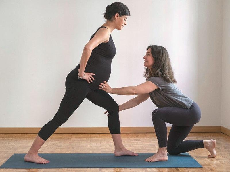 Εγκυμοσύνη: Κάντε γιόγκα για να ανακουφίσετε το στρες
