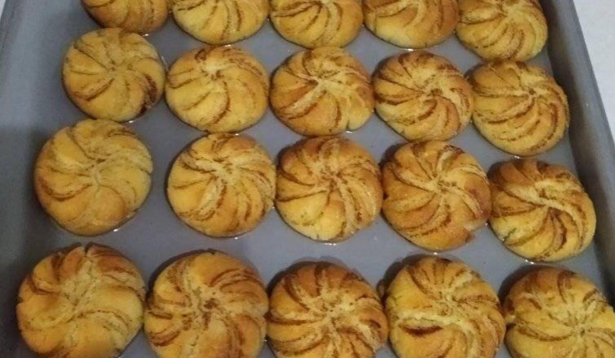 Τσισέκ: Πεντανόστιμο πολίτικο γλυκό για αρραβώνες