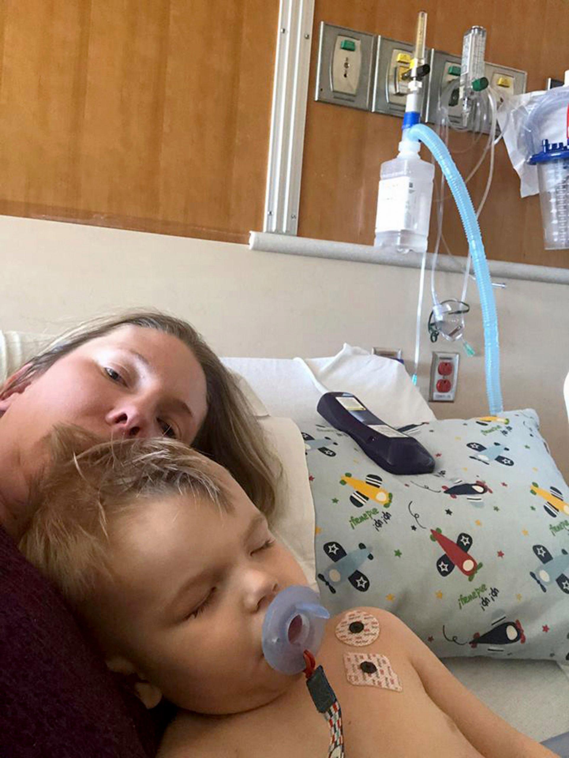 Γονείς προειδοποιούν: Popcorn έστειλε το παιδί μας στο νοσοκομείο είδηση
