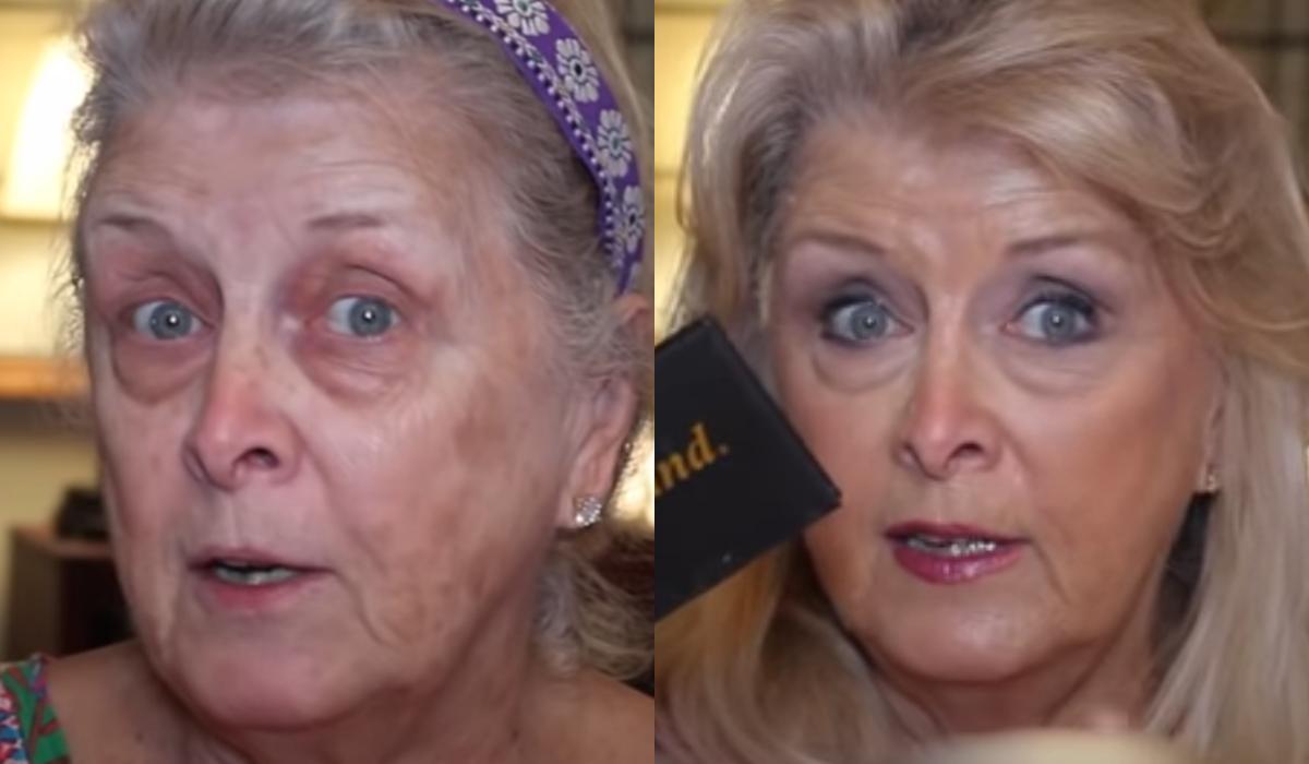 Έξυπνα κόλπα μακιγιάζ για τις ηλικιωμένες γυναίκες