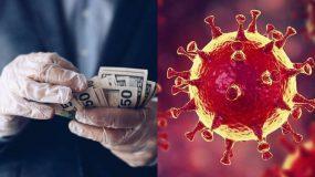 Θετικός στον Covid-19 βήχει πάνω σε χαρτονόμισμα – Πόσες ώρες παραμένει ο ιός πάνω;